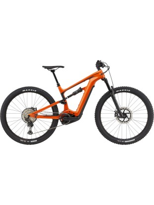 ELEKTRIČNO GORSKO KOLO CANNONDALE HABIT NEO 2 ORANGE 2021