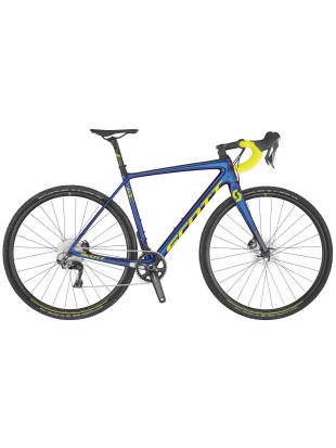 CYCLOCROSS KOLO SCOTT ADDICT CX RC 2020