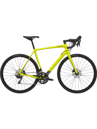 CESTNO KOLO CANNONDALE SYNAPSE 105 YELLOW 2020