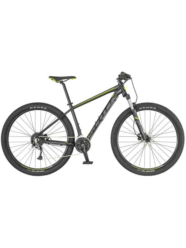 GORSKO KOLO SCOTT ASPECT 740 BLACK 2019