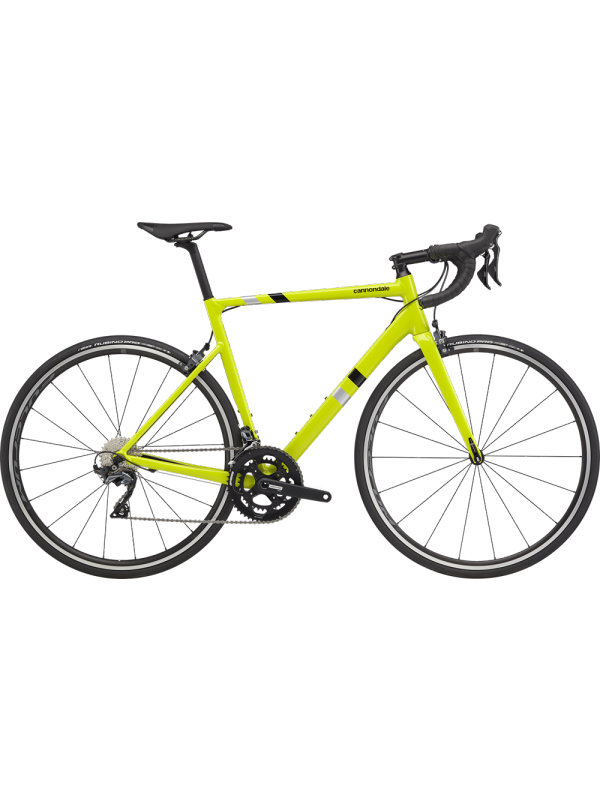 CESTNO KOLO CANNONDALE CAAD 13 ULTEGRA YELLOW 2020
