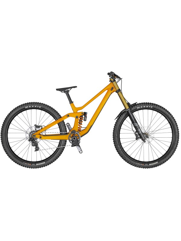 DOWNHILL KOLO SCOTT GAMBLER 900 TUNED 2020