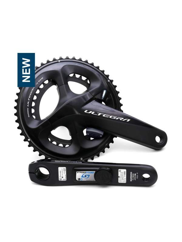 POWERMETER STAGES L+R ULTEGRA R8000